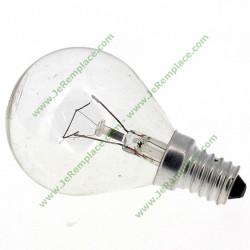 E14 40W lampe poire 220 volts pour four