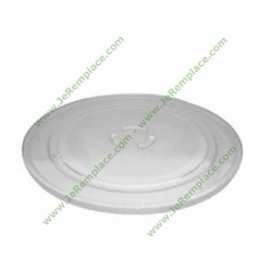 Plateau tourant 481941879728 pour micro-ondes Whirlpool