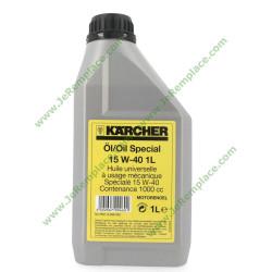 Huile moteur 15w40 6.288-050.0 pour nettoyeur haute pression Karcher