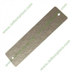 plaque de protection en mica 481246228096 pour micro ondes