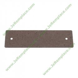 plaque de protection en mica 480120100672 pour micro ondes