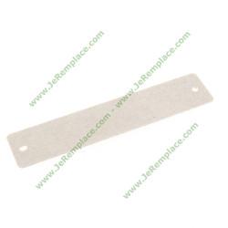 plaque de protection mica 481246228095 pour micro ondes