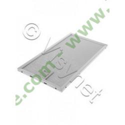 Filtre de hotte métallique 11004960 pour hotte