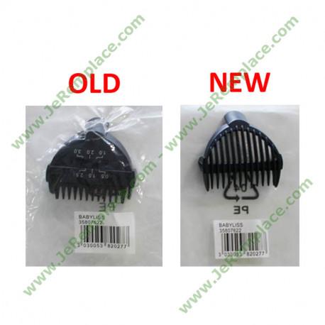 35807622 Sabot guide de coupe de précision pour tondeuse à cheveux