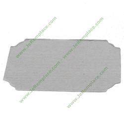 plaque de protection en mica 50293747007 pour four micro-ondes