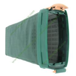cassette rigide avec rembourrage pour sac aspirateur Kobold VK 121