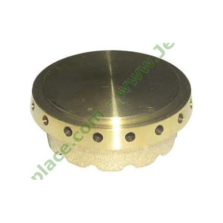 Chapeau de bruleur C00008526 pour table de cuisson 40mm