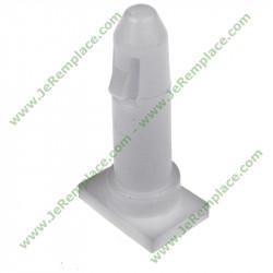 480110100803 cheville en plastique pour amortisseur pour lave linge