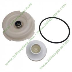 Kit réparation étanchéité pompe 10013913 pour lave vaisselle (Version Originale)