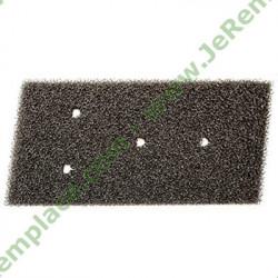 Filtre mousse 481010716911 pour sèche linge