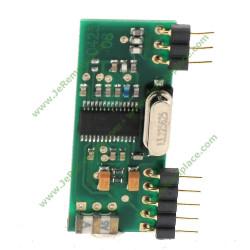 CTR 50 Module réception télécommande 433 Mhz pour carte