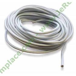 Fil haute température 2.5 mm gaine silicone