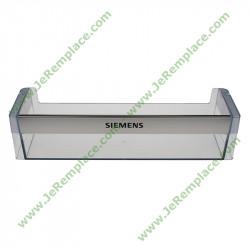 Balconnet porte bouteilles 00704703 pour réfrigérateur Bosch - Siemens