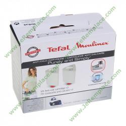 Cartouche filtre anticalcaire XD9030E0 boite de 2 casettes