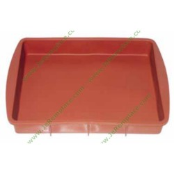 Moule rectangulaire souple 100% silicone