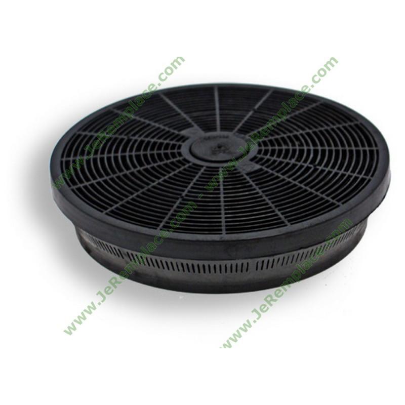 50294353003 filtre rond et conique charbon pour hotte. Black Bedroom Furniture Sets. Home Design Ideas