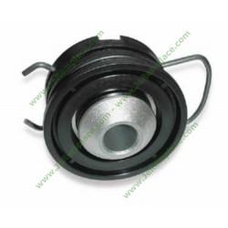 481952028026 Palier noir gauche pour lave linge philips