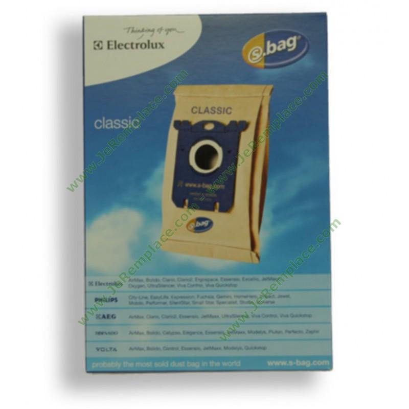 sacs aspirateur e200s 9000844804 electrolux philips fc8021 9000844812. Black Bedroom Furniture Sets. Home Design Ideas