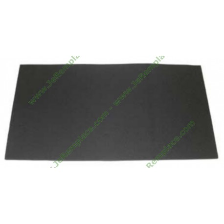 Filtre charbon 481281718355 530X285X10mm pour hotte CHF685 74X1411