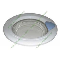 C00076445 Hublot complet pour lave linge indésit ariston