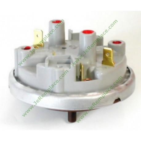 Pompe de vidange 1/4 de tour lave vaisselle Whirlpo