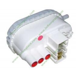 Pressostat 481227128441 1 niveau 60/35/300 lave linge whirlpool