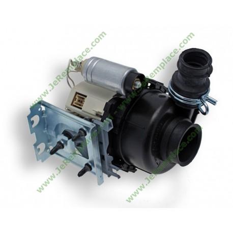 Pompe de lavage m202 lave vaisselle whirlpool 481236158428 for Pompe chauffante