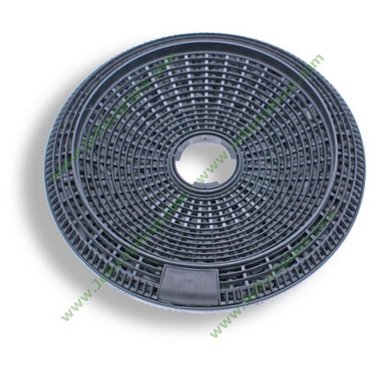 50288384006 filtre charbon rond pour hotte vendu l 39 unit. Black Bedroom Furniture Sets. Home Design Ideas