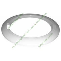 03010726 Enjoliveur blanc extérieur de hublot pour lave linge