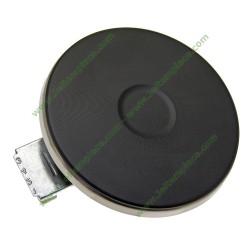Plaque électrique chauffante diamètre 145 mm 1000W