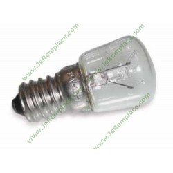 Ampoule E14 25 Watts pour four