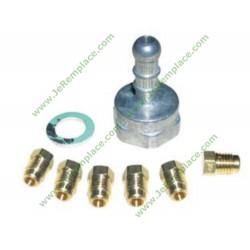 Sachet d'injecteur gaz butane propane 71X6015 pour cuisinière