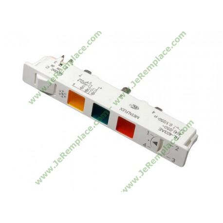 481921478204 Platine de commande 622043 pour congélateur hl403ae mod k