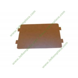 Plaque de protection d'onde en mica AS0039862 pour four micro-ondes