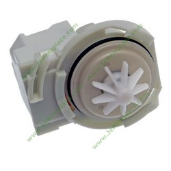 Pompe de vidange 481236018508 pour lave vaisselle 72894 42w whirlpool