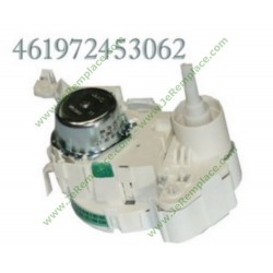Soupape vanne alternée lave vaisselle whirlpool 481228128461