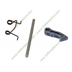 49007928 Kit crochet de porte avec ressort pour lave linge