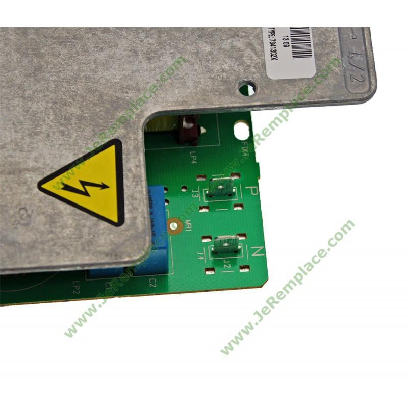 Platine puissance 7341301pour induction 72x6813 sauter as0004476