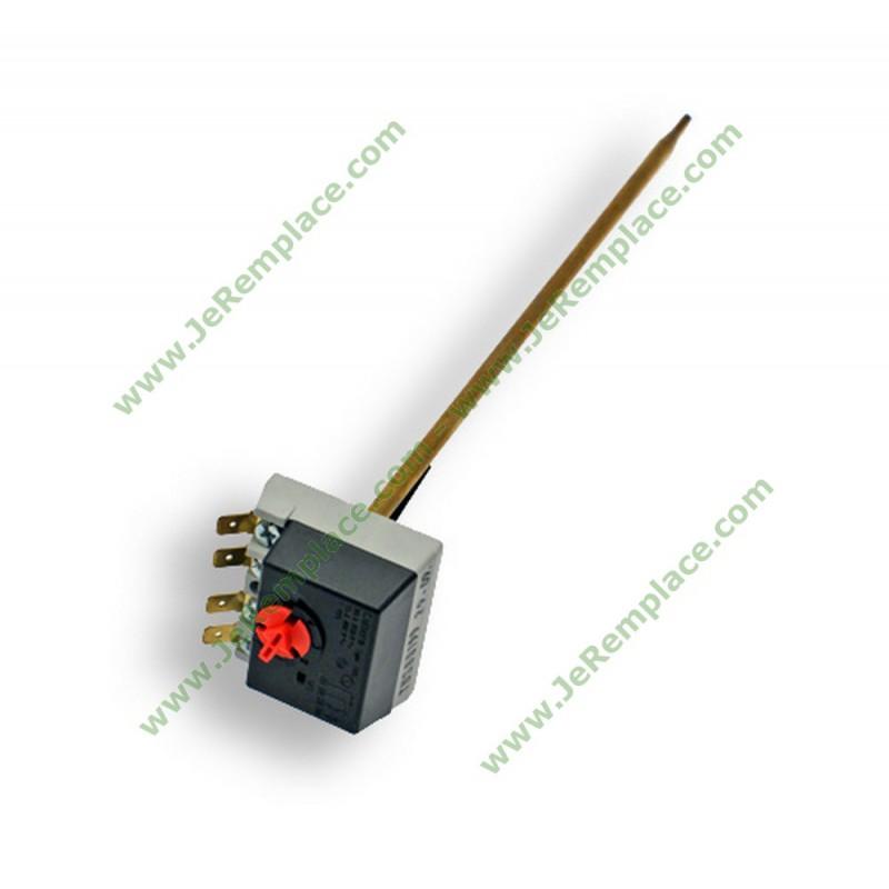 thermostat clipsable pour chauffe eau cotherm longueur tige 270. Black Bedroom Furniture Sets. Home Design Ideas
