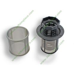 Filtre avec microfiltre 00170740 lave-vaisselle bosch siemens