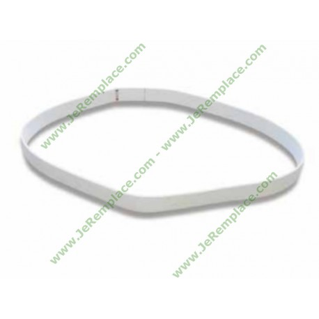 Joint avant de tambour de sèche linge 1250028055 1250587001 Electrolux
