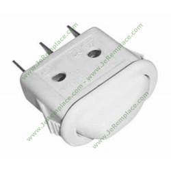 Interrupteur allumage - 3 cosses - retour automatique