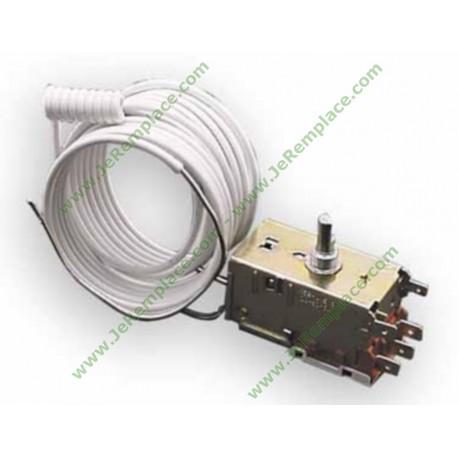 5011830400 Thermostat 2 sondes pour réfrigérateur k52l1518