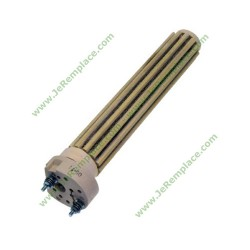 600 Watts Diamètre 36mm Résistance stéatite 220 Volts Mono L180mm