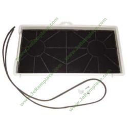 Filtre rectangle à charbon 00461422 pour hotte Bosch siemens