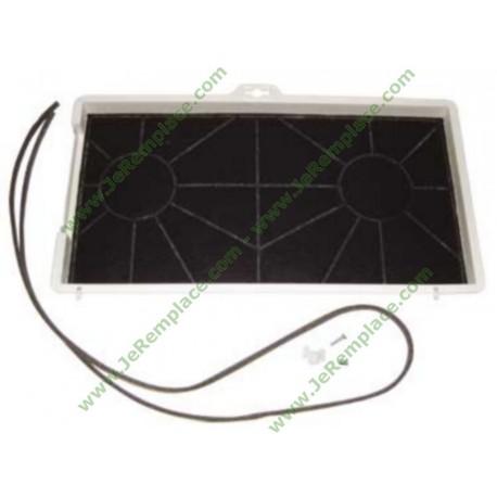 Filtre à charbon pour hotte bosch siemens 00461422