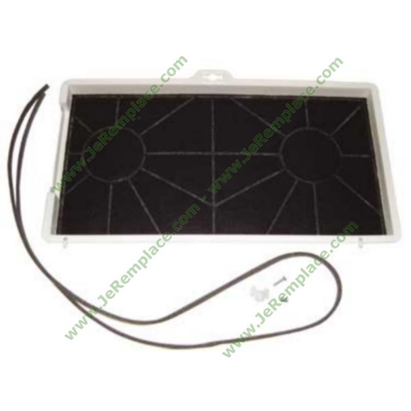 filtre charbon pour hotte bosch siemens 00461422. Black Bedroom Furniture Sets. Home Design Ideas