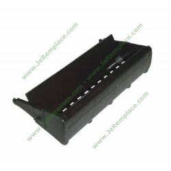 00053960 Poignée de porte noir 00053960 pour lave vaisselle bosch