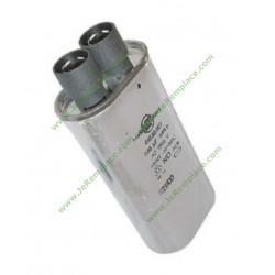 Condensateur 0.90uF - 2100 Volts pour micro-ondes