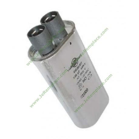 0.90uF - 2100 Volts Condensateur haute tension pour micro-ondes